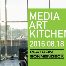 2016.08.18 | Media Art Kitchen